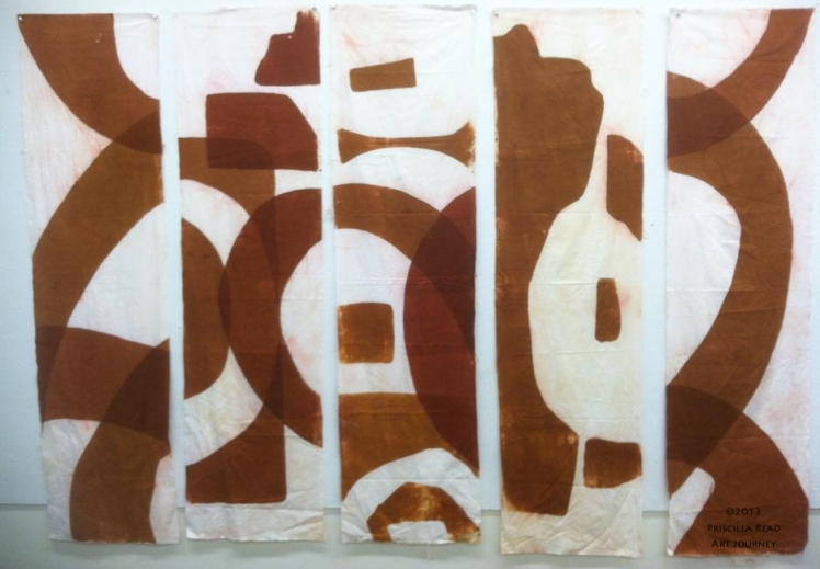 Dyed Panels