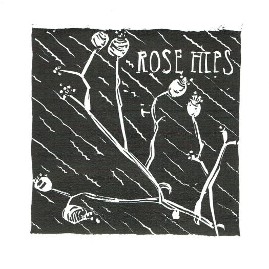 Rose hips black
