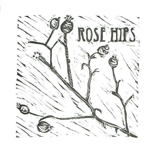 Rose hips white