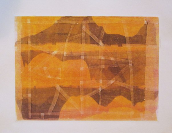 Monotype--Pieced-Fabric