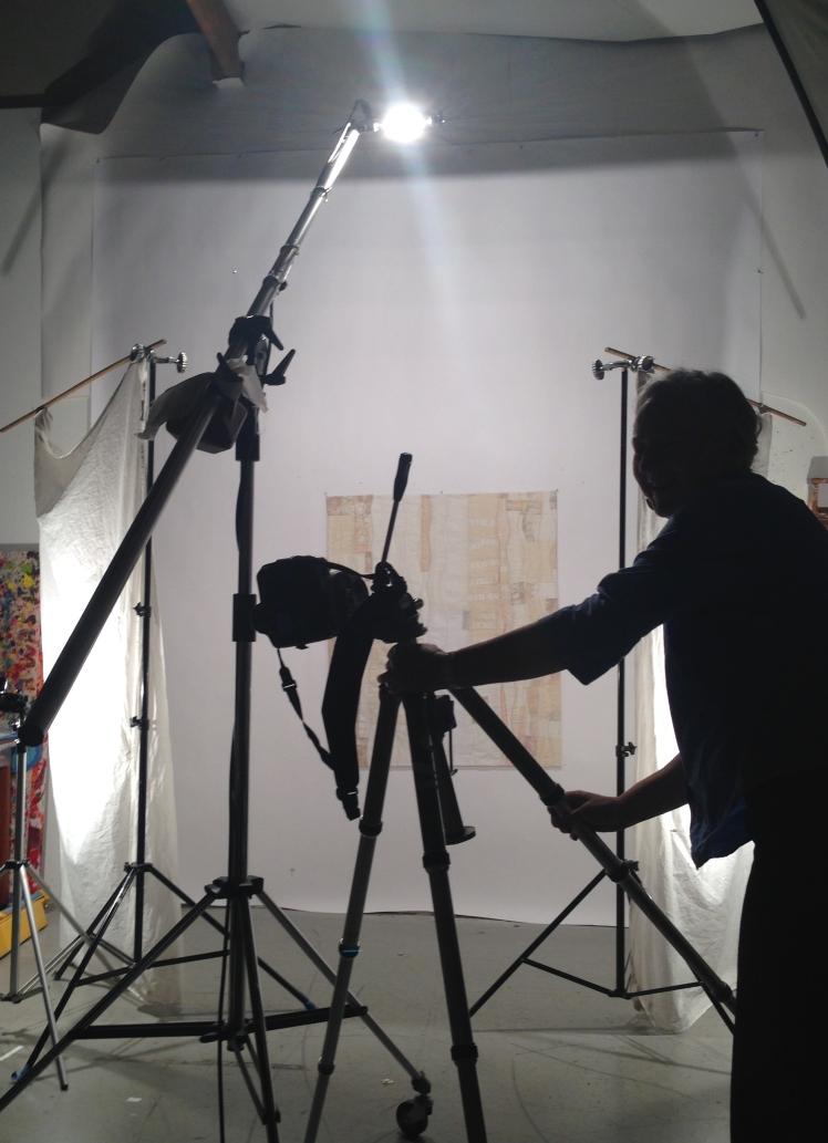 Sibila in Studio
