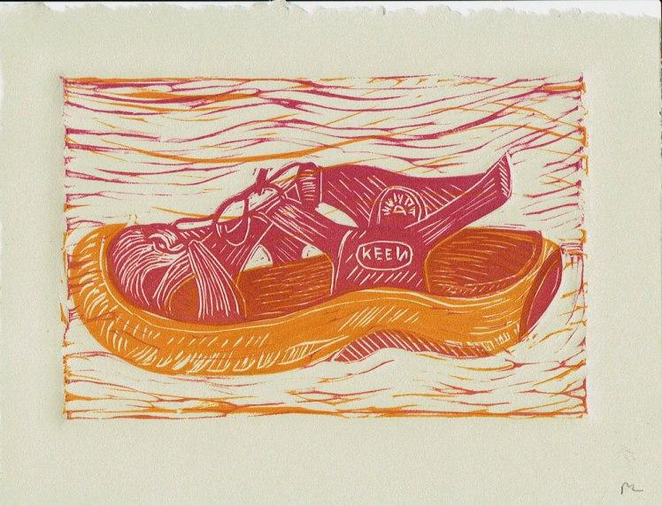 keen-shoe