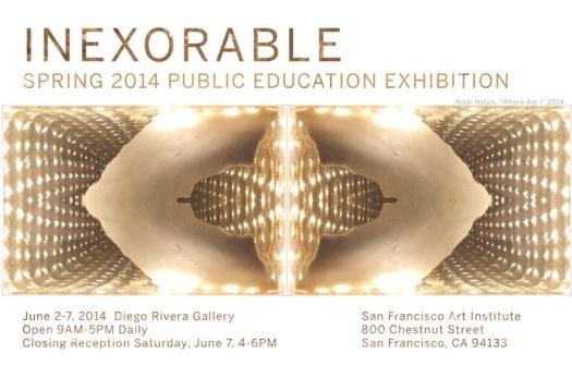 Spring 2014 Invitation