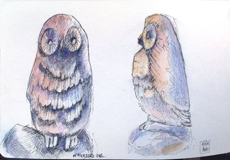 Waterford-owl